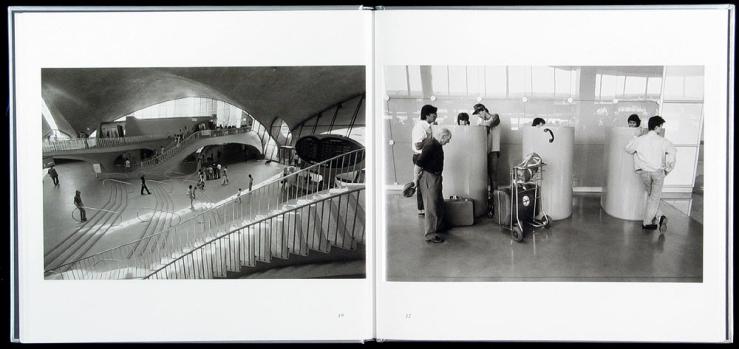 Gary Winogrand's Arrivals & Departures